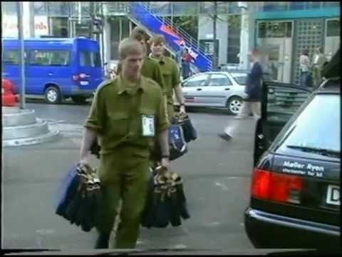 EUROVISION 1996 - (NRK) Backstage & Preparations Part 5