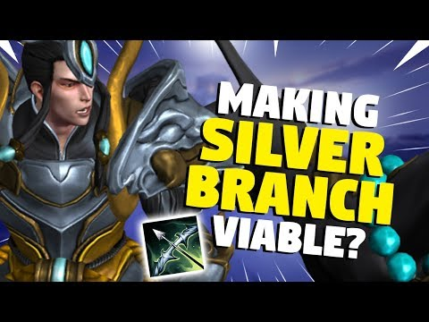 SMITE: Can Silverbranch Bow Be Viable SOMEHOW?