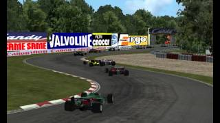 Grid walk 1984 Monza Gran Premio D