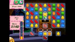 Candy Crush Saga: Level 218 (No Boosters 3★) iPad 4