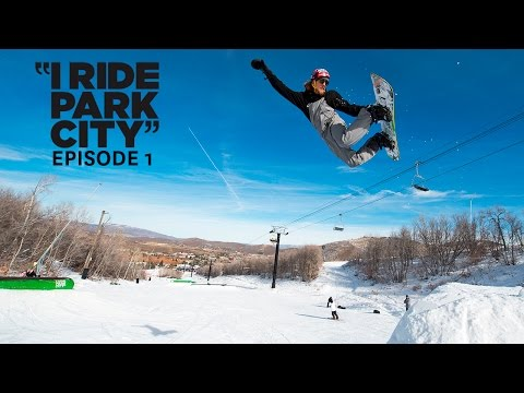 I Ride Park City 2016 - Episode 1 | TransWorld SNOWboarding