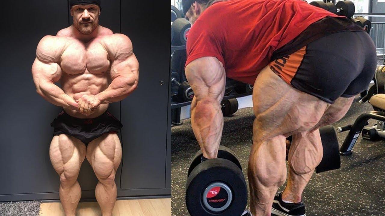 Big Ramys Legendary Legs | Muscle & Fitness