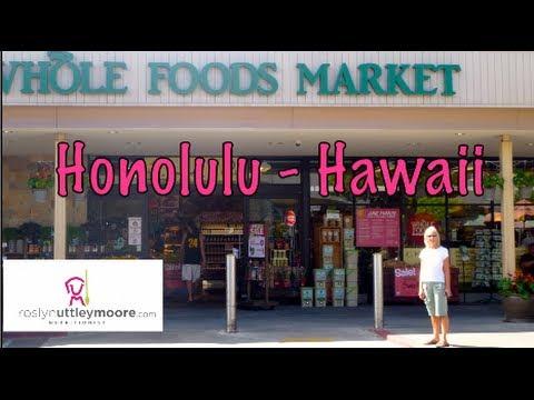 Whole Foods Market Honolulu  Hawaii