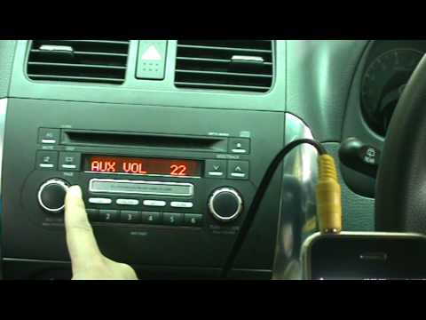 Suzuki Sx Radio Code