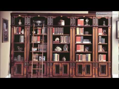 DaVinci Library Furniture Collection From Parker House