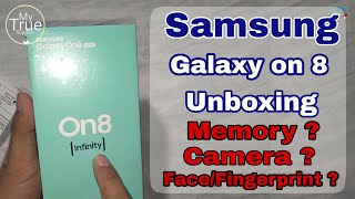 [Hindi] Samsung Galaxy On8 Unboxing & Overview with Camera Samples