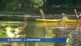 Du kayak pour non voyants, c'est possible ! - TV Lux