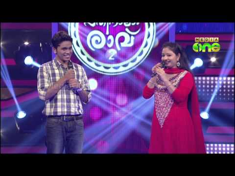 Pathinalam Ravu Season 2 - Shabas Singing