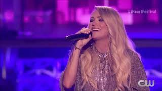 Carrie Underwood - Cry Pretty (iHeartRadio Music Festival 2018)