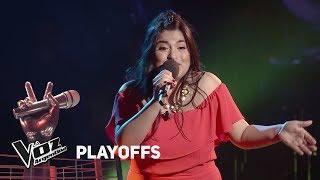 """Playoffs #TeamSole: Sofía canta """"A la abuela Emilia"""" de Ter..."""