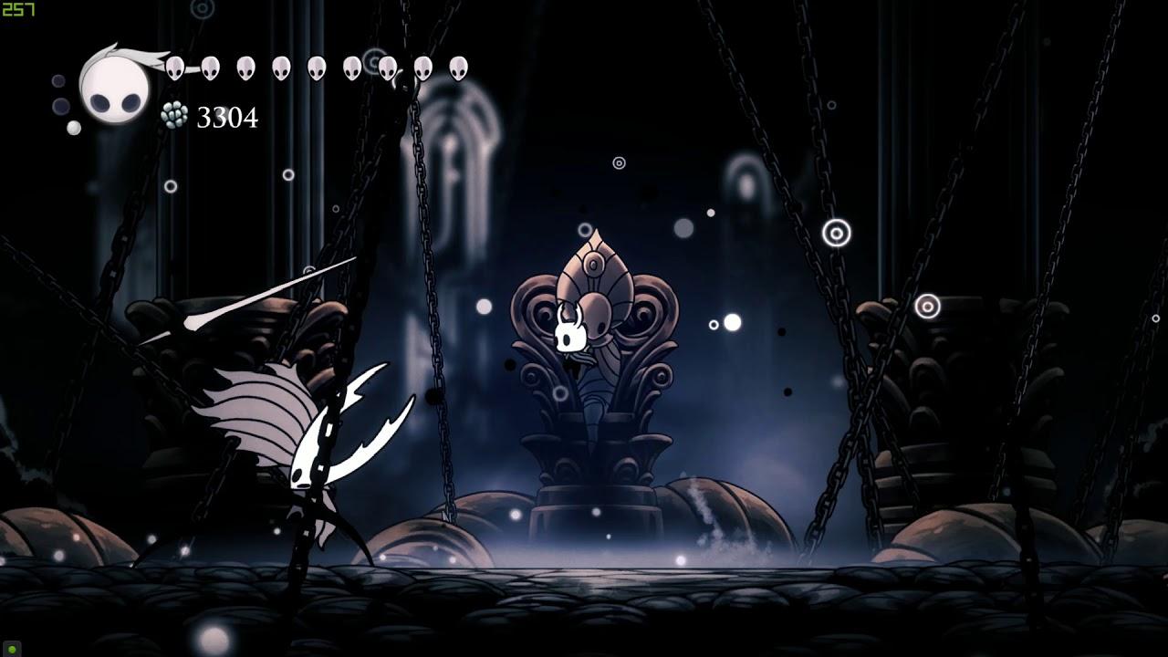 Hollow Knight 萬神殿 - 純粹容器