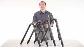 Really Right Stuff: Series 3 Tripod Lineup