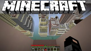 Minecraft: NEW YORK GETS ATTACKED BY ZOMBIE APOCALYPSE - MOD SHOWCASE - Animation Movie