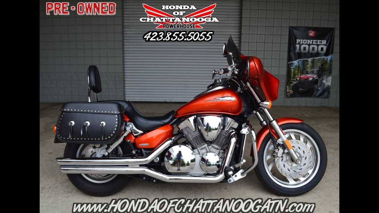 used 2006 honda vtx1300c for sale - loaded! chattanooga tn / ga