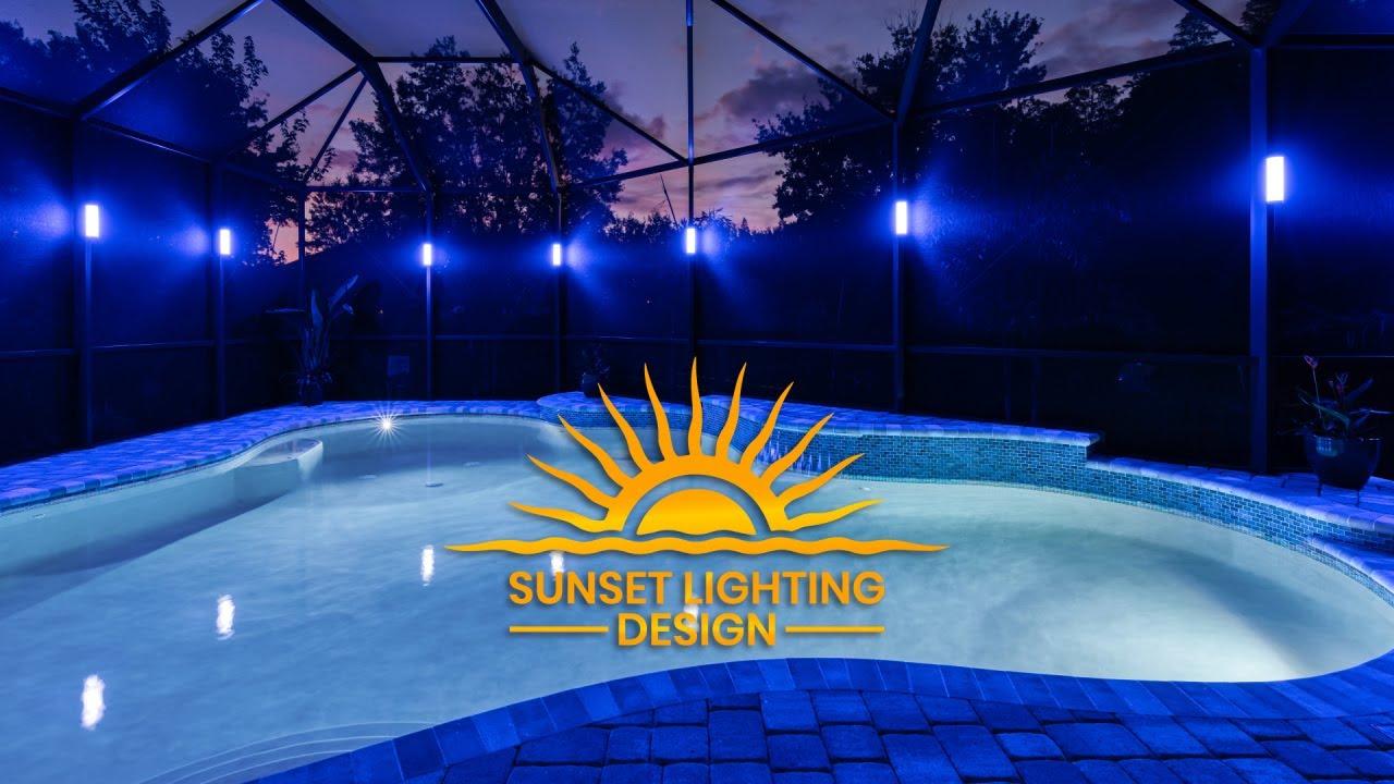 lanai lighting fixtures sunset lighting design lanai lighting fixtures