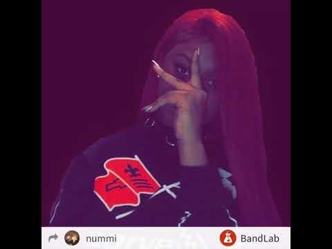 (Bank) baddie red ft lil Nummi