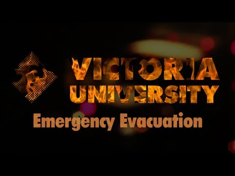 VU Sydney Emergency Evacuation 2017