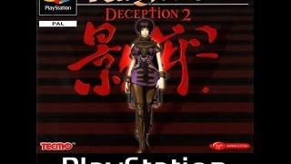 Quick Look   Kagero: Deception II (1998) - Playstation 1 HD