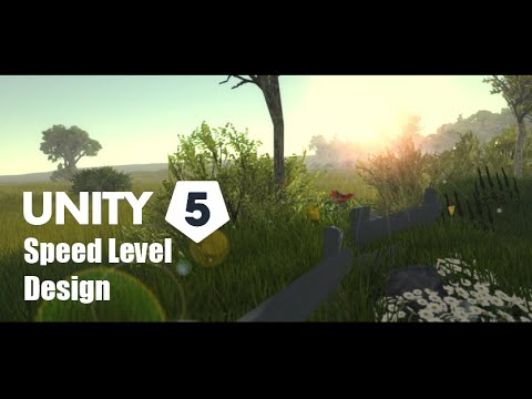Speed Level Design | [Unity 5] - Near Field
