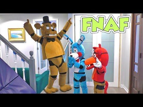👉 FNAF Family Skit not OMG So Spooky PaRoDy | DavidsTV  🐻