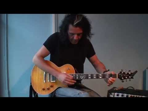 Guitar Lesson: Alex Skolnick - Pentatonic positions (TG255)