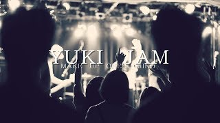 YUKI JAM DUCE JUDY AND MARY cover PUNCHLIFE#1MAKE UP ONE'S MIND.