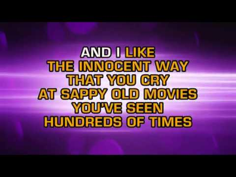 John Michael Montgomery   I Love The Way You Love Me Karaoke