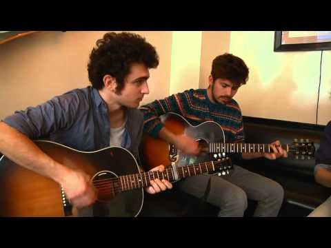 La session acoustique de Revolver