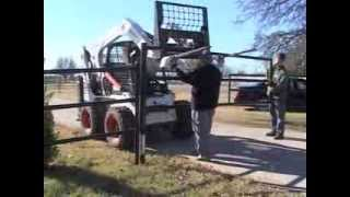 440 Fence Installation Instructions - Part 7 Gates