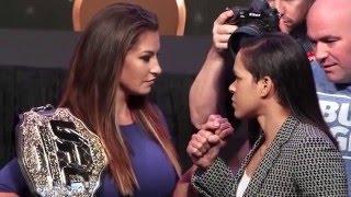UFC 200 Пресс-конференции