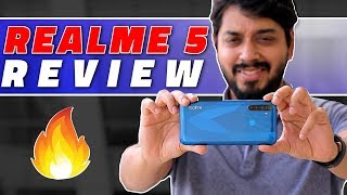 Realme 5 Review – Best Smartphone Under Rs. 10,000 Right Now?