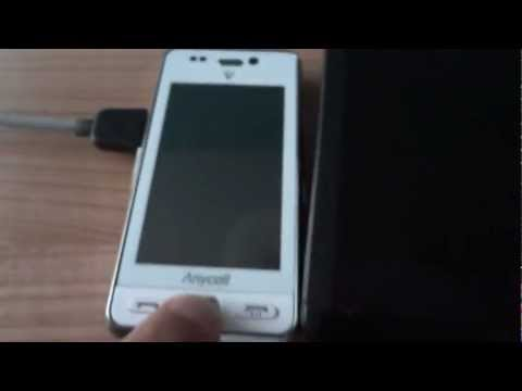 SRS: Unlock Samsung AnyCall W770