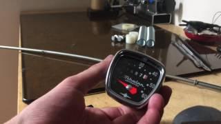 1972 Vintage Schwinn Bicycle Speedometer Test