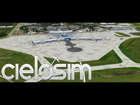 Cielosim Jacksonville International Airport!