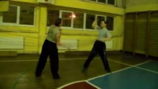Фехтование на саблях (Вадим Савенко)