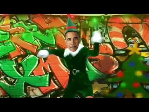 Elf yourself (Barack Obama)