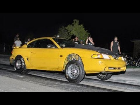 Boosted GT Street Racing