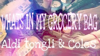 What's In My Grocery Bag My Diet Foods Thumbnail