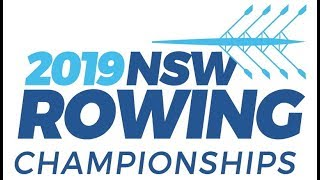 2019 NSW Rowing Championships - Day 3