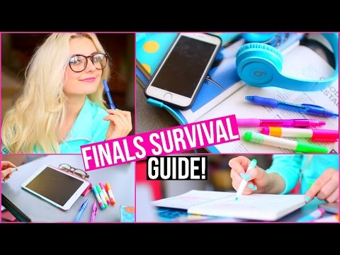 Download Youtube: Finals Survival Guide! Get an
