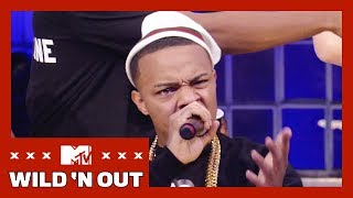 'Bow Wow Does Lil Wayne, T.I. & 50 Cent' Official Throwback Clip | Wild 'N Out | MTV