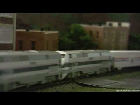 Modelling Railway Toy Train Scenery -Terrific N-scale Trains at Track Level 2