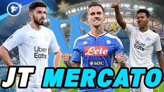 L'Olympique de Marseille passe la seconde | Journal du Mercato