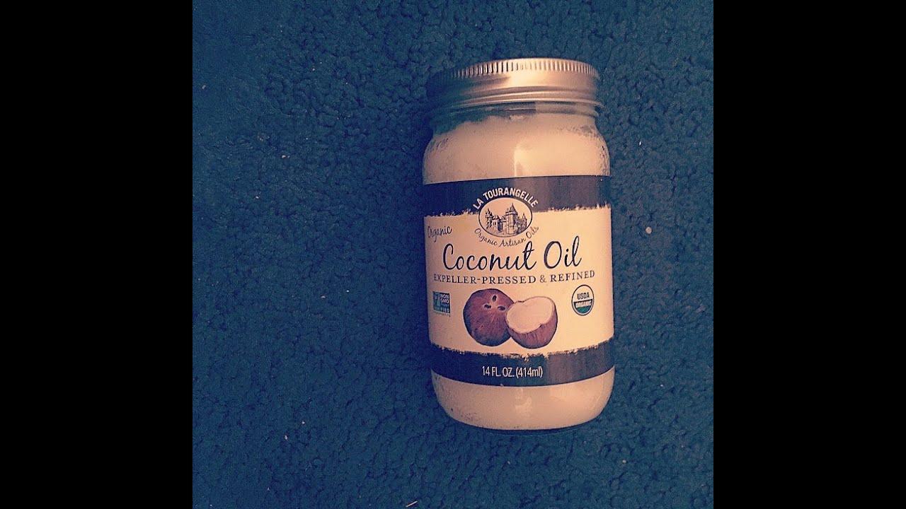 does coconut oil help your hair grow