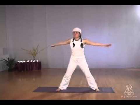 Kundalini Yoga für einen Gesunden Darm-System - YouTube