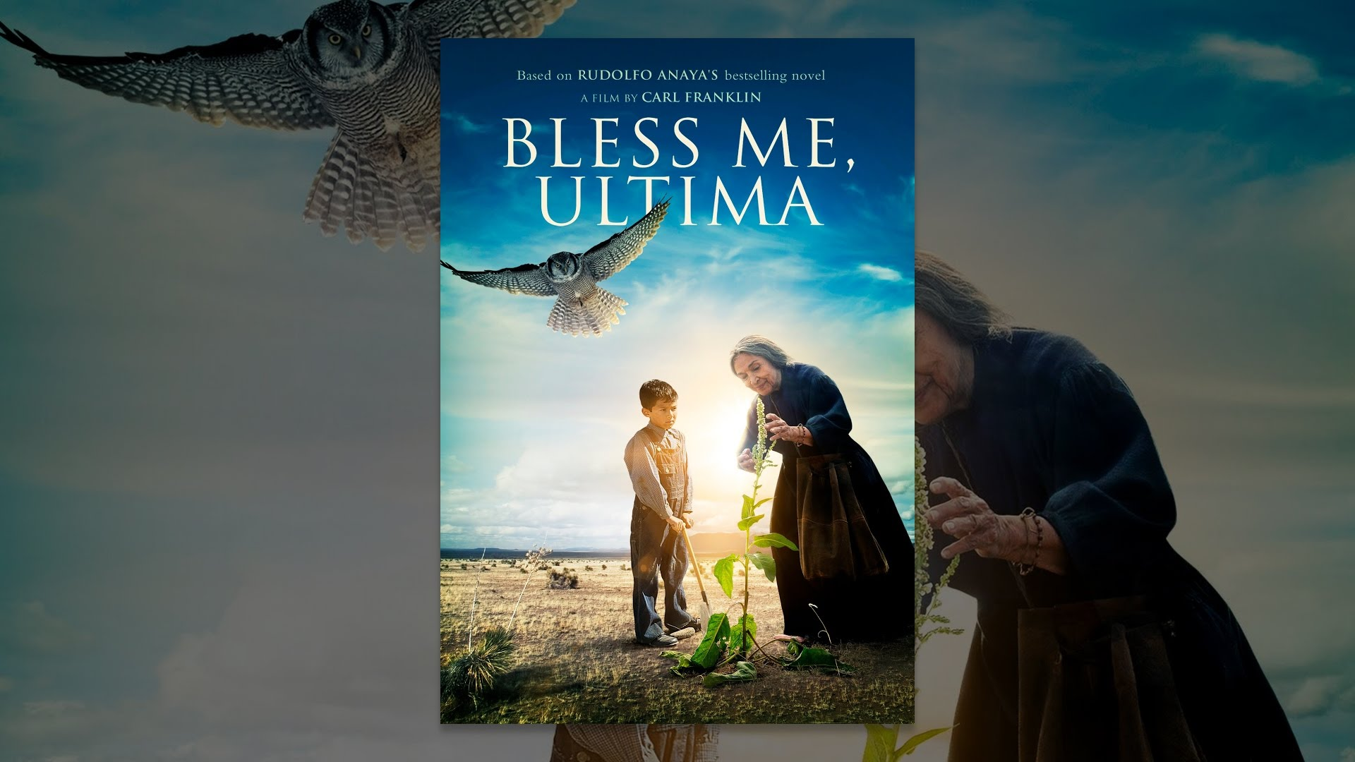 bless me ultima ultima is a Winner of the second premio quinto sol prize-a writing award created to aid in  the valorization of mexican-american literature-rudolopho anaya's bless me,.