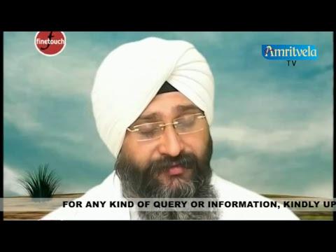 Bhai Gurpreet Singh (Rinku Veer Ji) Mumbai Wale   Amritvela Trust Live Stream