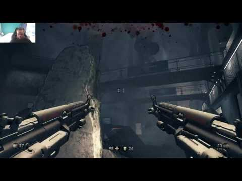 """wolfenstein: the new order """"executing project whisper"""""""