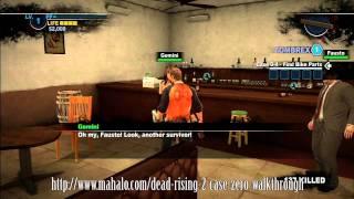 Dead Rising 2: Case Zero Walkthrough- Part 3