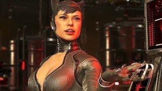 Injustice 2 - Introducing Catwoman @ 1080p (60ᶠᵖˢ) HD ✔